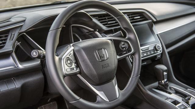 Ngoài gương hay bánh xe, chi tiết này trên xe Honda Civic và Accord đang bị trộm hàng loạt
