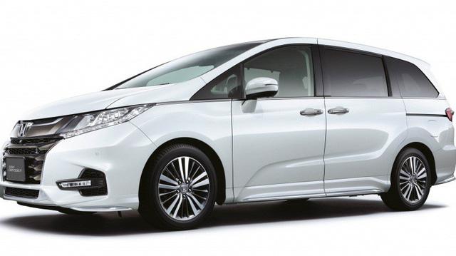 Cận cảnh Honda Odyssey 2018 vừa ra mắt Đông Nam Á