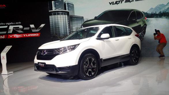 'Lỗi' phanh mẫu xe Honda CRV 2019: Có phải là do người dùng?